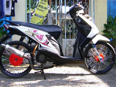 Honda Beat Velg 14 Jari Jari by Kumpulan Modif Honda Beat Fi Velg 14 Terbaru Dan