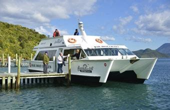 Picton Boat Trips by Beachcomber Cruises Marlborough Sounds Boat Tours