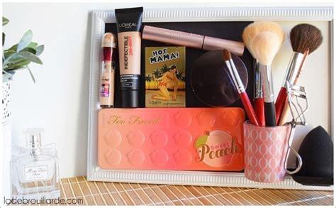 rangement maquillage pas cher comment organiser rangement maquillage 224 petit prix diy