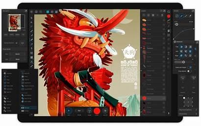 Affinity Designer Ipad Drawing App Pro Apps