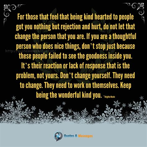 kind hearted quotes image quotes  hippoquotescom