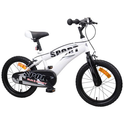 vélo 16 pouces garçon sun sport king jouet vélos