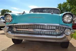 1957 Chevy Custom Classic Car Hot Rod Street Rod Show Car