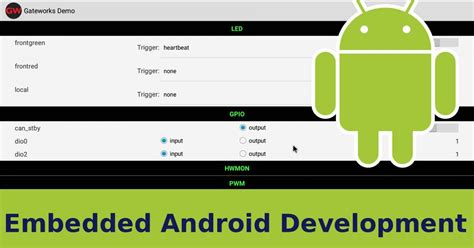 android development kit android development kit targets both hardware and software