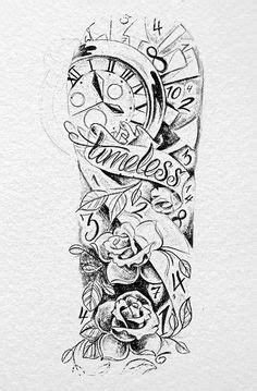 sleeve tattoo designs drawings  paper design sleeve