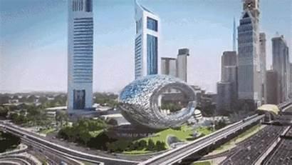 Museum Future Dubai Fiction Science Marina Gizmodo
