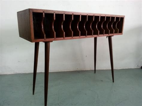 all modern console table how to make a mid century modern console table all
