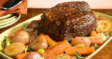 Autumn Pot Roast  Open Prairie® Natural Meats