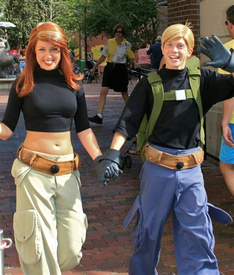 Best 25 Kim Possible Cosplay Ideas On Pinterest Kim