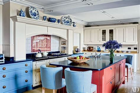 country kitchen blue hill hydrangea hill cottage moodboard monday blue and 5995