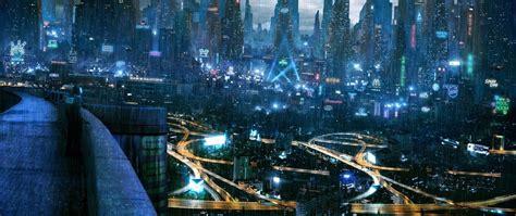 px cityscape cyberpunk photography rain science