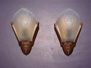vintage wall sconce kmworldblogcom With best brand of paint for kitchen cabinets with antique art deco wall sconces