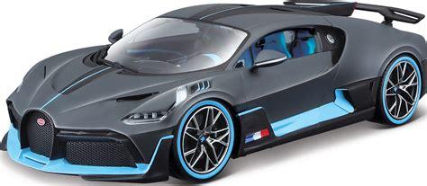 The burago bugatti divo is a diecast model car from this fantastic manufacturer in 1/18th scale. Αυτοκινητο Μοντελισμου Bburago Bugatti Divo 1/18 - 18/11045