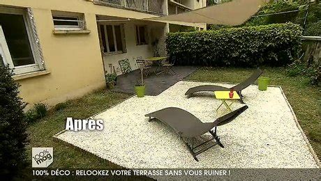 terrasse bois  moindre cout