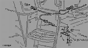 Foot Step Light  Cab  - Tractor John Deere 6420