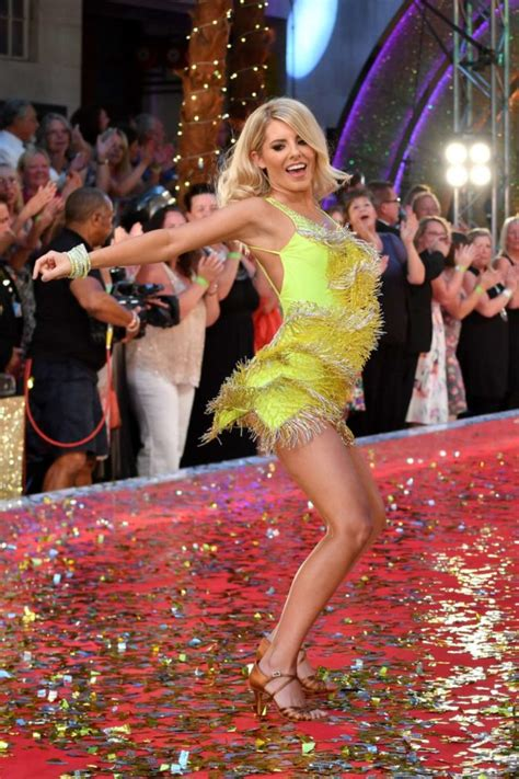 Strictly Come 2017 Mollie King Mollie King Strictly Come Launch In