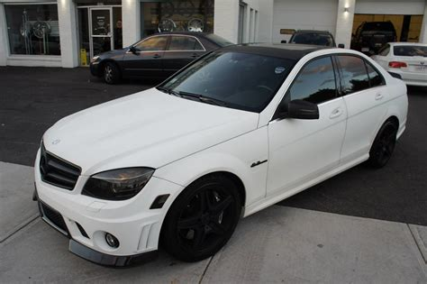 mercedes jeep matte white mercedes c63 amg eastside motoring waltham ma us 6761