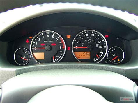 Image Nissan Xterra Door Auto Instrument