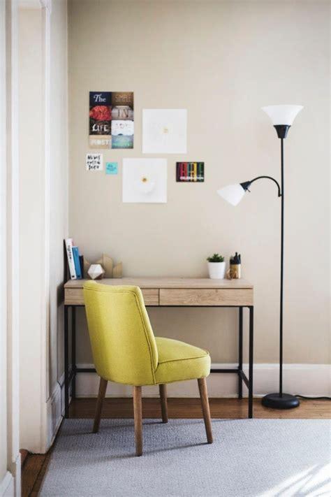 idee deco bureau de style minimaliste  moderne