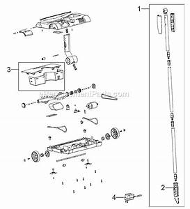 Bissell 2880 Parts List And Diagram   Ereplacementparts Com