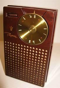 Regency Tr-1 Transistor Radio  1954  Photo