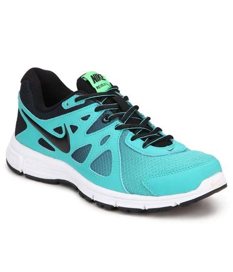 nike revolution 2 msl pr turquoise sports shoes available