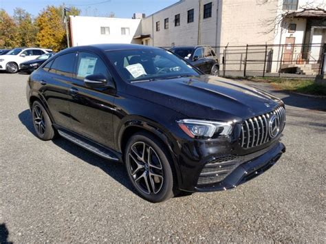 The gle rides comfortably over rough there's so much grip from the wide wheels and sticky rubber, and the gle53 always feels surefooted. New 2021 Mercedes-Benz AMG GLE 53 4MATIC Coupe SUV | Obsidian Black Metallic T21-64