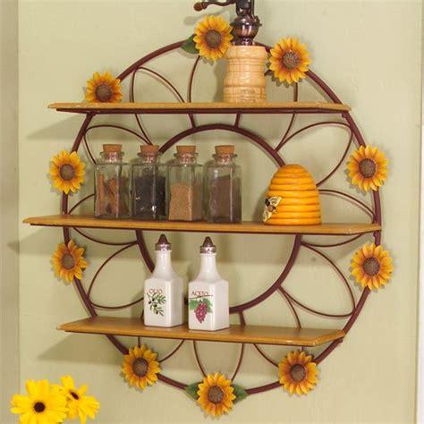 sunflower kitchen theme  fresher  simple kitchen