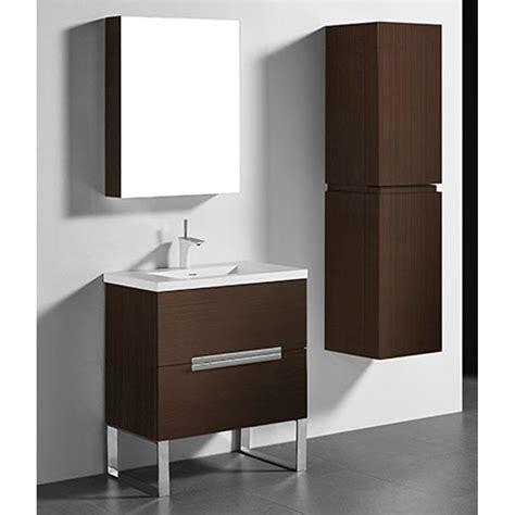 madeli soho  bathroom vanity  integrated basin