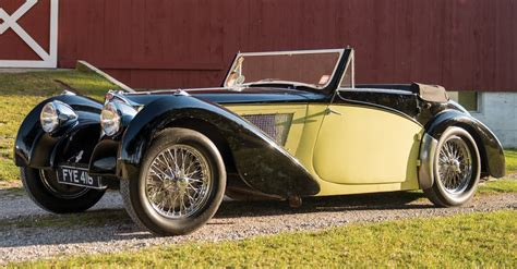 This Bugatti Is The Most Expensive Car Auctioned So Far
