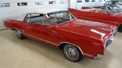 Oldsmobile : 1965 Oldsmobile Cutlass 442 Convertible Stock # 305432 For
