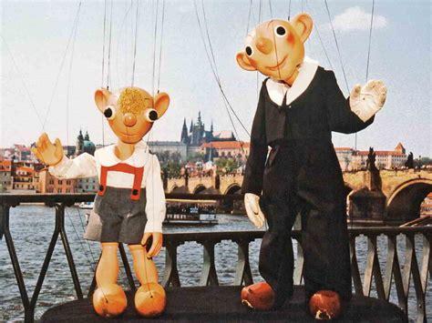 spejbl hurvinek marionettentheater  kleinmachnow