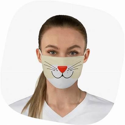 Custom Mask Face Masks Fabric Cloth Personalized