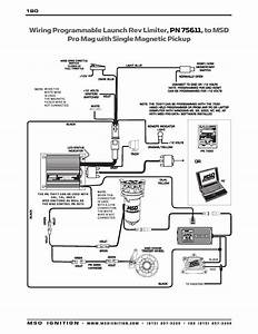 Msd Pn 6425 Wiring Diagram