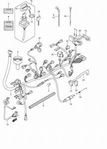 Wiring Diagram Database  Suzuki King Quad Parts Diagram