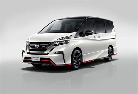 Nissan Serena 2019 nissan serena nismo 2019 frente autos actual m 233 xico