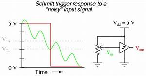 Schmitt Trigger Hysterese Berechnen : logic signal voltage levels logic gates electronics textbook ~ Themetempest.com Abrechnung