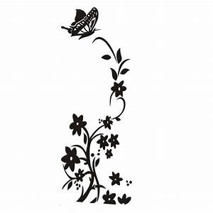 Aliexpress com : Buy White and Black New Hot Butterfly