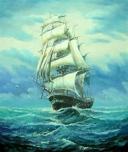 Ship ~ Most Famous Paintings Ever | the most Famous ...