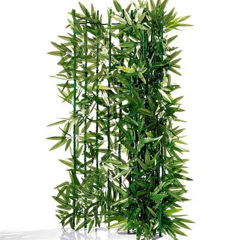 Japan Garten Sichtschutz by Kuenstliche Japan Bambushecke K 252 Nstlicher Bambus