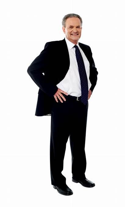 Suit Job Businessman Executive Resume Posing Senior
