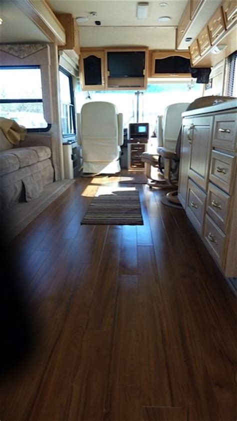 best type of flooring for rv pin by sue keller on happy cer