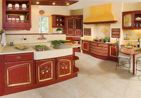 peinture pour carrelage mural cuisine pose d 39 une cuisine de style provençale à périgueux acr cuisines combettes