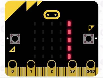 Bit Micro Microbit Bbc Flappy Bird Hello
