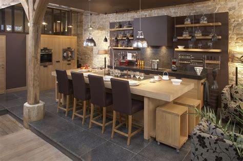 cuisine chaleureuse contemporaine les 25 meilleures idées concernant cuisines contemporaines