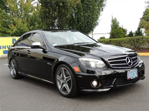 2009 Mercedes-benz C63 Amg / Navigation / 487 Hp / Excel Cond