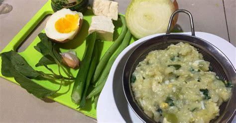 Apa saja resep bubur bayi sehat sebagai mpasi? 889 resep cara membuat bubur bayi enak dan sederhana - Cookpad