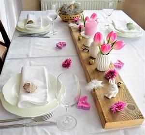 Tischdeko Für Ostern : vintage ostereier und eine tischdeko f r ostern ~ Watch28wear.com Haus und Dekorationen