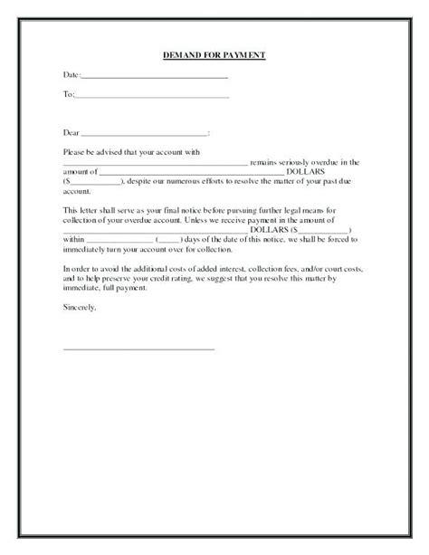 legal letter template  money owed confidencecom