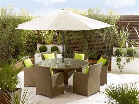 Outdoor Patio Set With Umbrella by Table And Umbrella Set Patio Set And Umbrella Patio